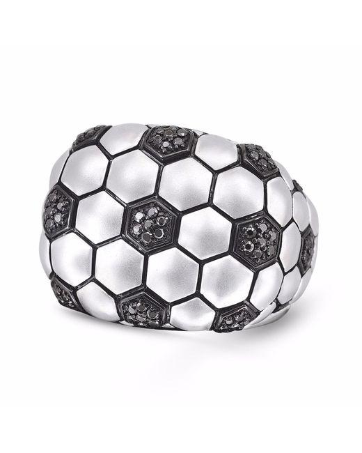 LMJ | Metallic Kick & Goal Soccer Head Ring | Lyst