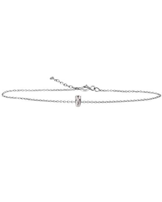 Lee Renee | Metallic Tiny Voodoo Damballah Bracelet Silver | Lyst