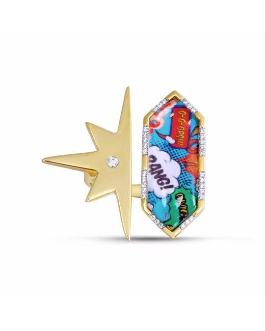 LMJ - Multicolor Bang Bang Ring - Lyst