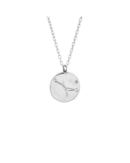 Chupi | Metallic Cancer We Are All Made Of Stars Star Sign Necklace In Silver | Lyst