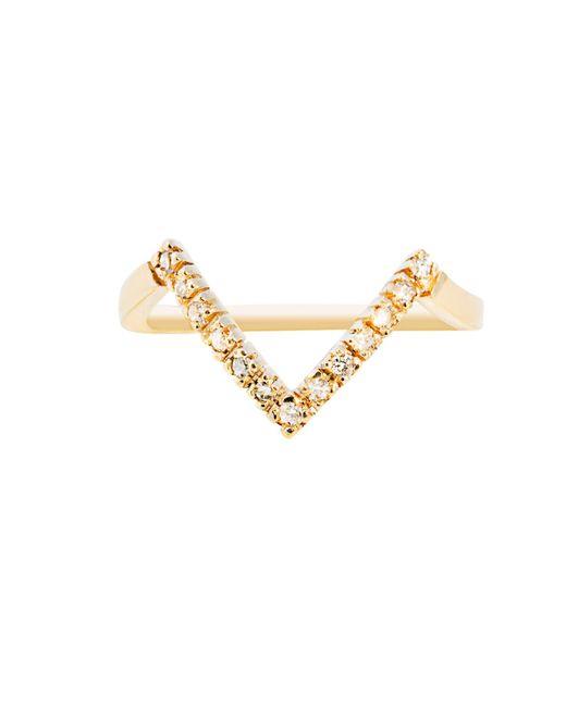 Vanilo | Metallic Victoria Ring | Lyst
