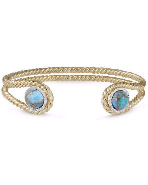 LMJ - Metallic Glory Of The Sun Cuff - Lyst