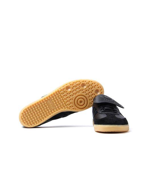 Adidas originali adidas samba, ricognizione e nero in nero per i formatori