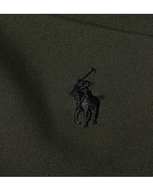 49a326ae6 ... Polo Ralph Lauren - Olive Green Repel Jacket for Men - Lyst ...
