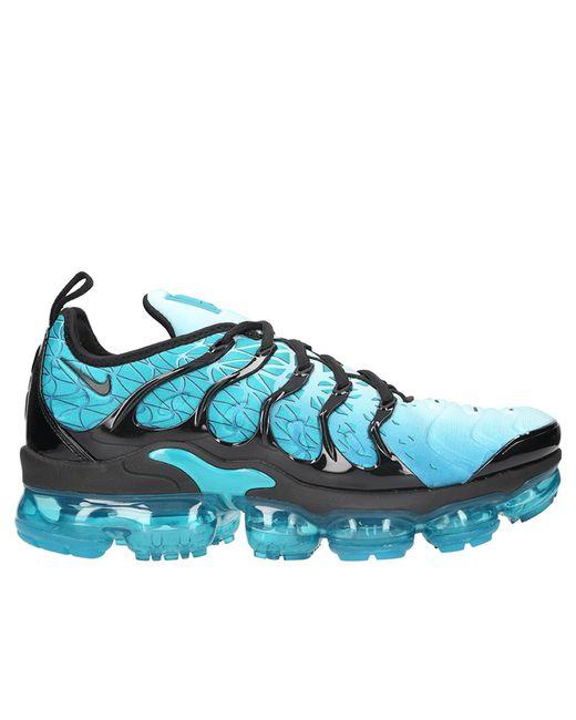 half off f1f2e 457d6 Men's Blue Air Vapormax Plus Sneakers Teal