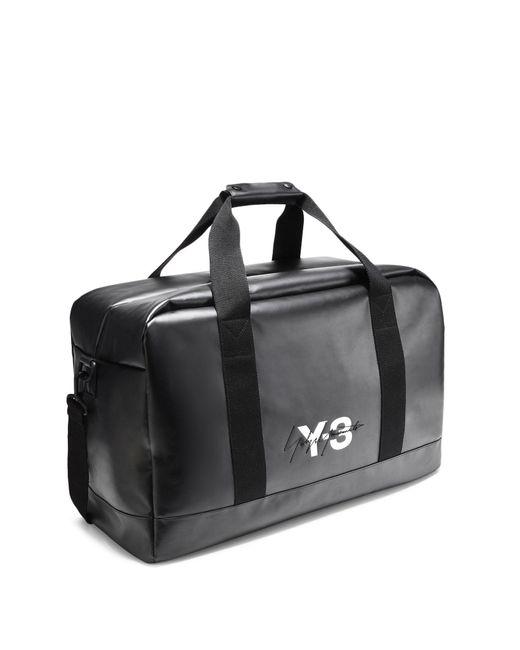 041558584ac ... Y-3 - Black Weekender Bag for Men - Lyst ...