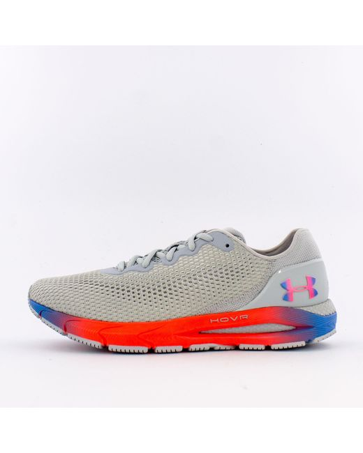 Under Armour Gray Hovr Sonic 4 for men