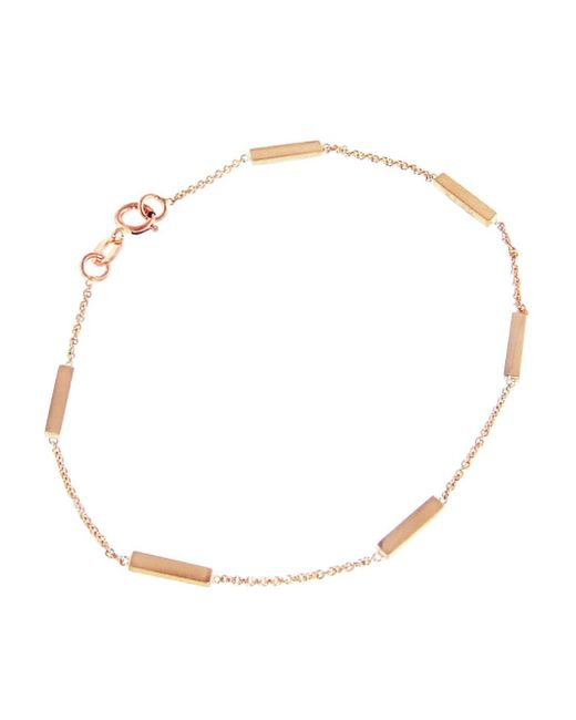 Jennifer Meyer - Multicolor Bar Bracelet - Lyst