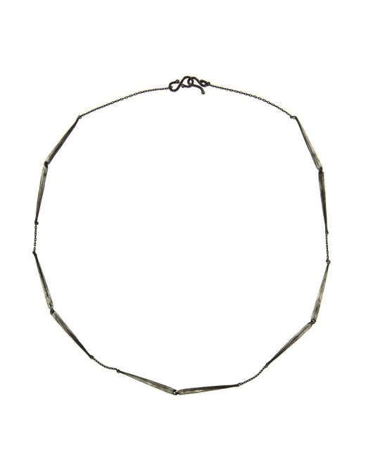Ten Thousand Things - Multicolor Skinny Taper Link Necklace - Lyst