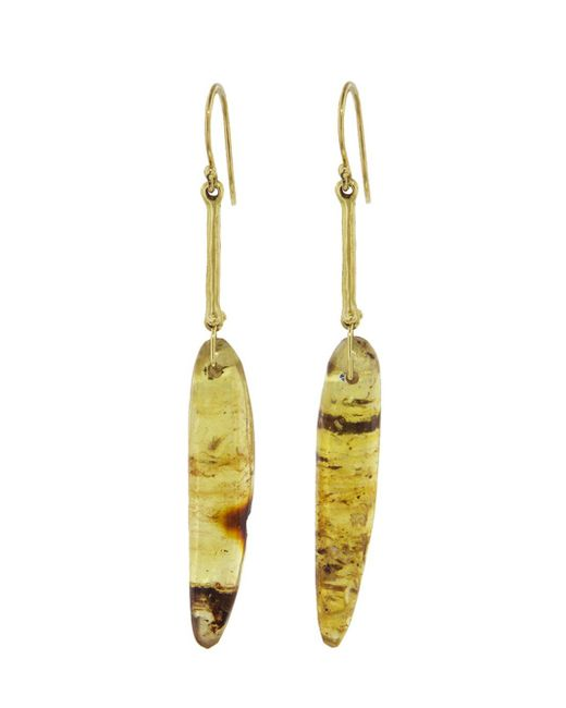 Ten Thousand Things - Multicolor Amber Horn Earrings - Lyst