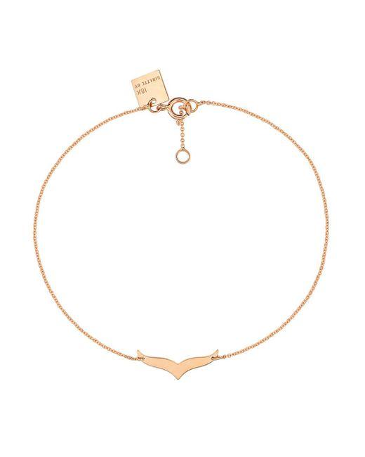Ginette NY - Metallic Wise Bracelet - Lyst