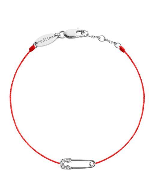 RedLine - Metallic Ange Red Bracelet - Lyst
