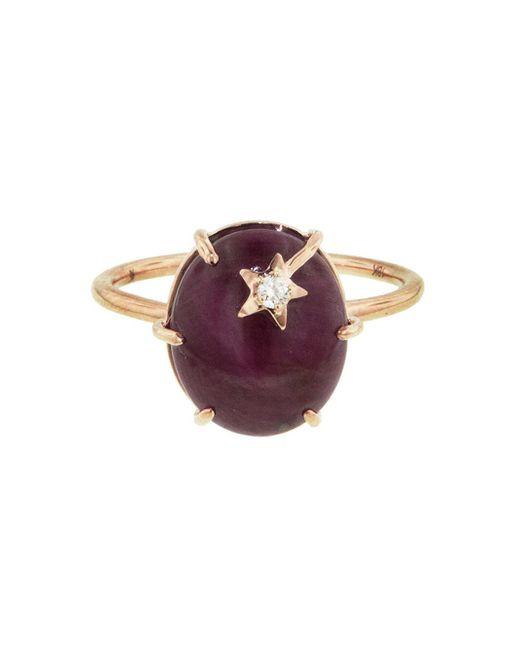 Andrea Fohrman - Multicolor Mini Star Ruby Ring - Lyst