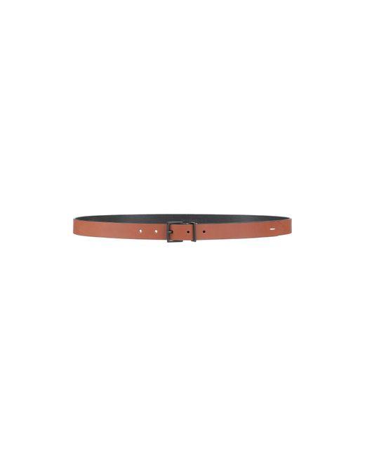 Cinturón Maison Margiela de hombre de color Brown