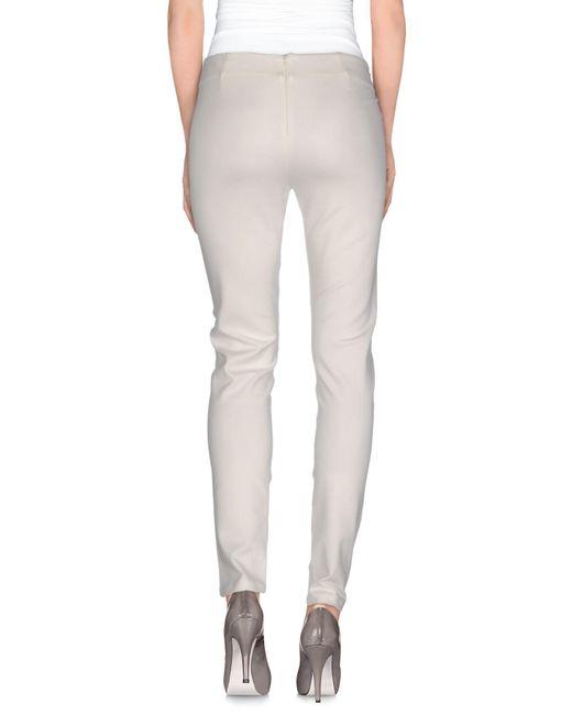 Pantalon Ermanno Scervino en coloris Black