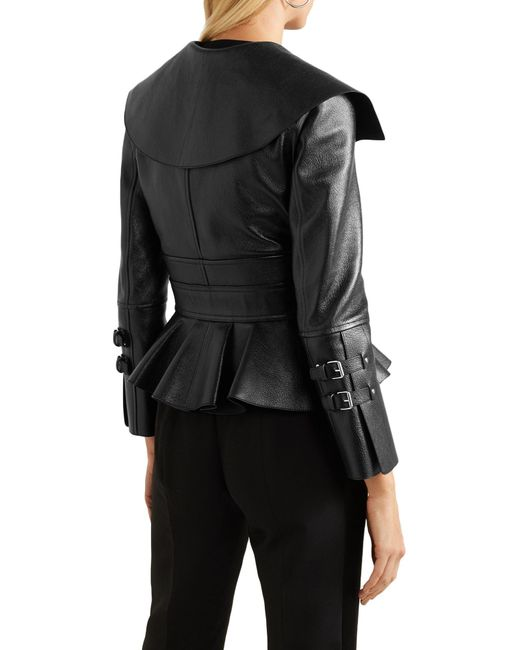 Cazadora Alexander McQueen de color Black