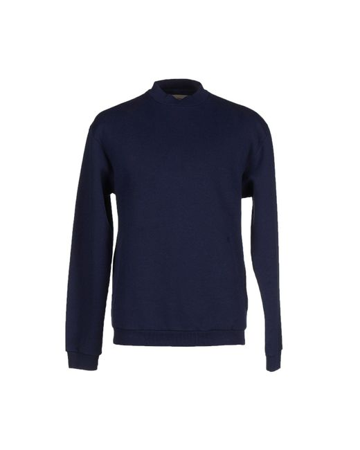 Libertine-Libertine - Blue Sweatshirt for Men - Lyst