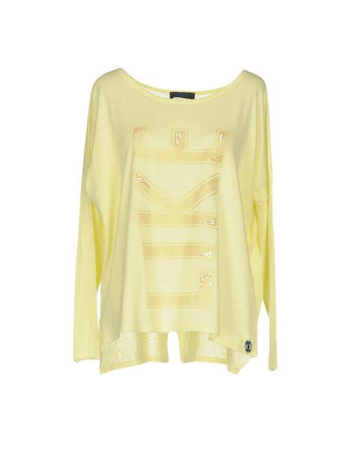 Twin Set Yellow Sweater