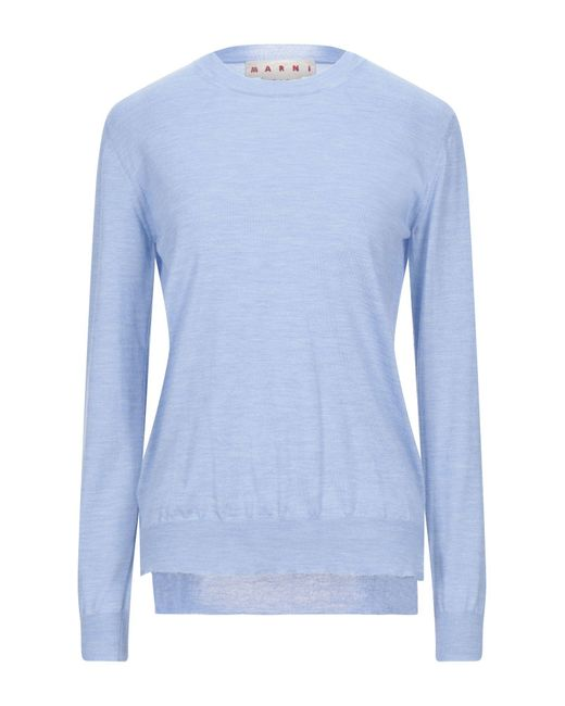 Marni Blue Sweater