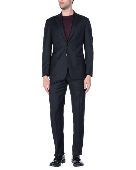 Armani Blue Suit for men