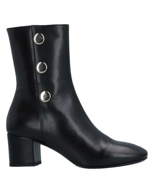 Carla G - Black Ankle Boots - Lyst