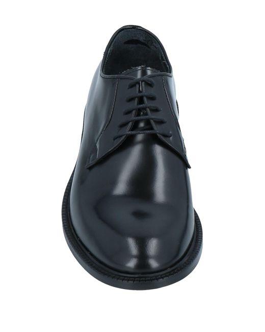 Chaussures à lacets Veni Shoes pour homme en coloris Black