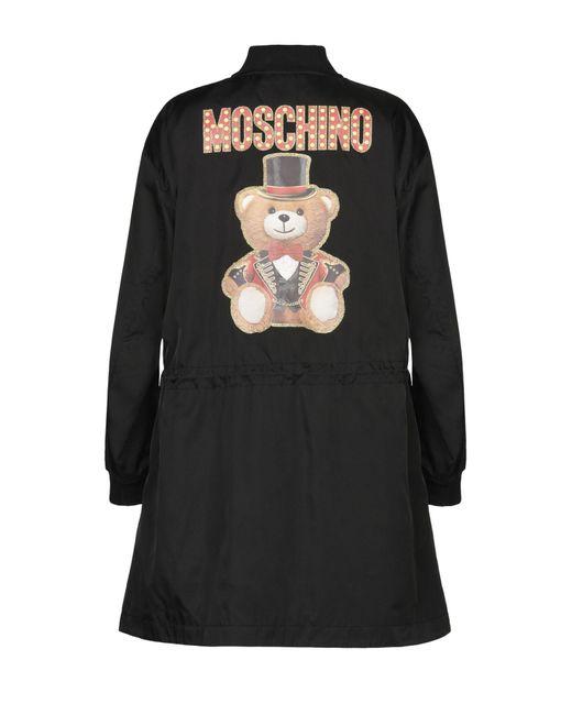 Giubbotto di Moschino in Black