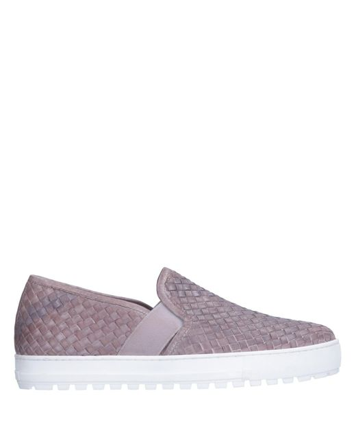 Laura Bellariva - Gray Low-tops & Sneakers - Lyst