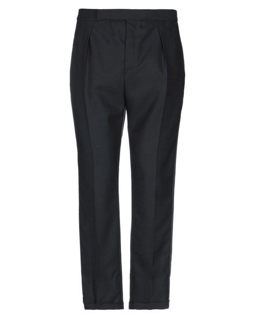 Pantalon Saint Laurent pour homme en coloris Black