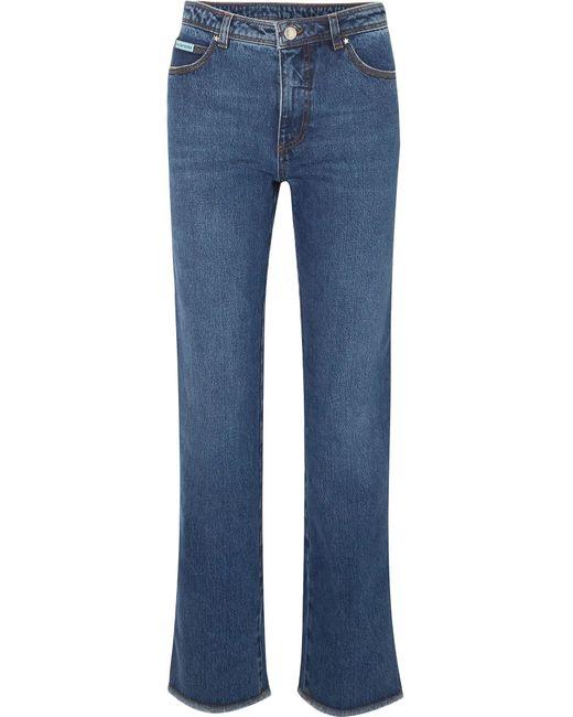 Pantaloni jeans di AlexaChung in Blue