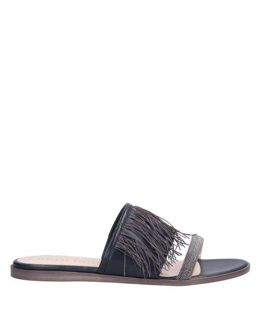 Fabiana Filippi Blue Sandale