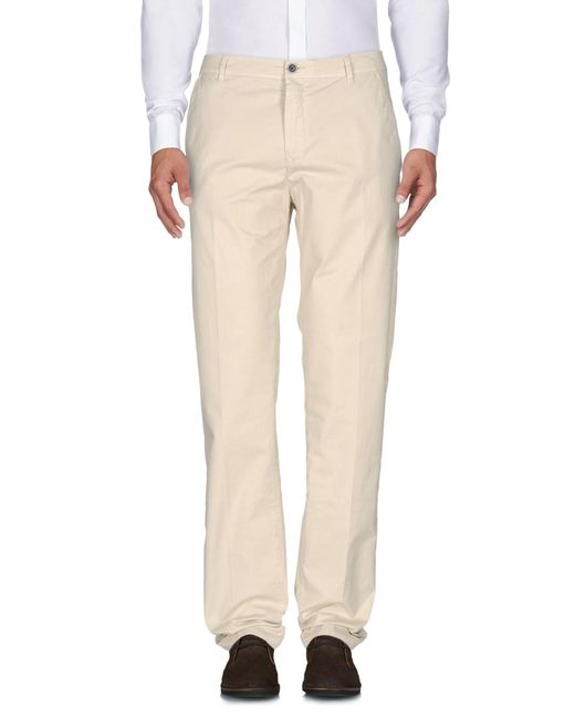 Camouflage AR and J. - Natural Casual Trouser for Men - Lyst