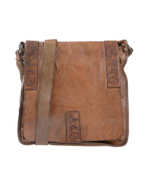 Campomaggi Natural Shoulder Bag
