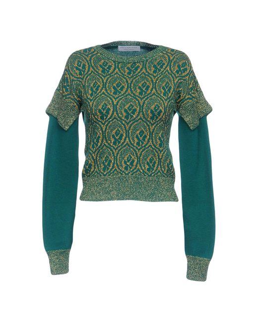 Philosophy Di Lorenzo Serafini - Green Sweater - Lyst