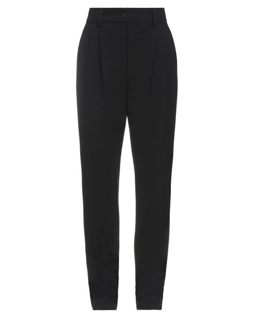 Pantalone di Alberta Ferretti in Black