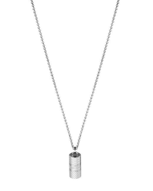 Just Cavalli - Metallic Necklaces - Lyst