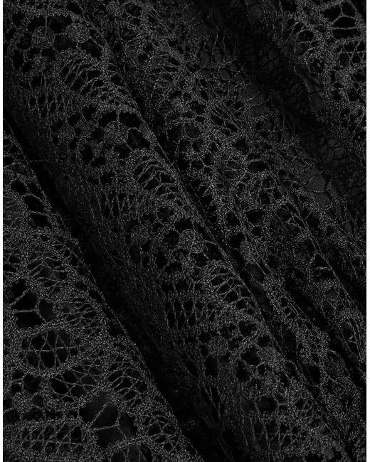 Robe longue Alice McCALL en coloris Black
