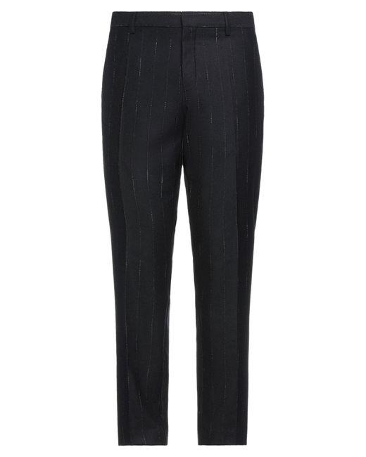 Pantalone di Ann Demeulemeester in Black da Uomo
