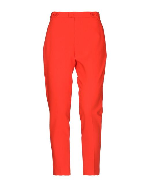 Pantalon Dondup en coloris Orange