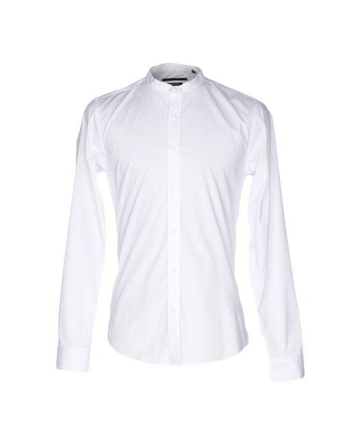 Only & Sons Hemd in White für Herren