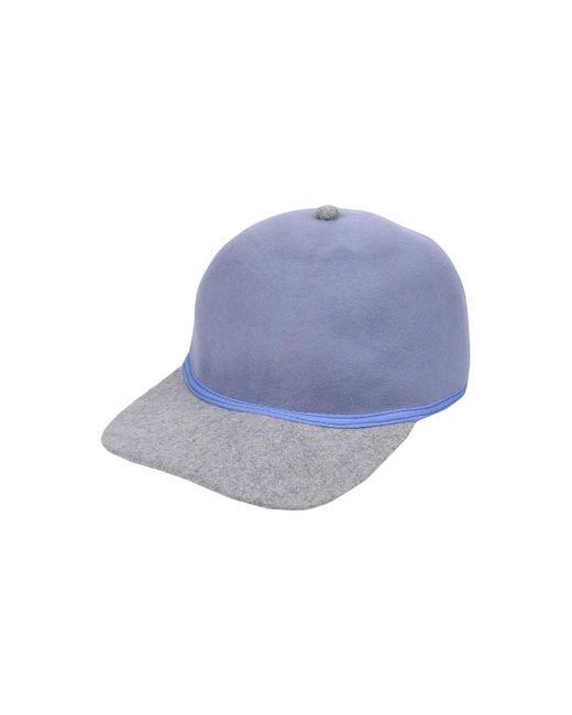 Maison Scotch - Blue Hat - Lyst
