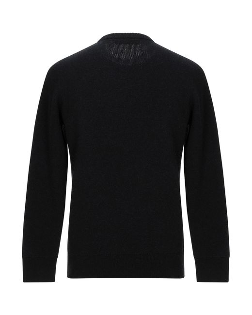 Pullover di Love Moschino in Black da Uomo