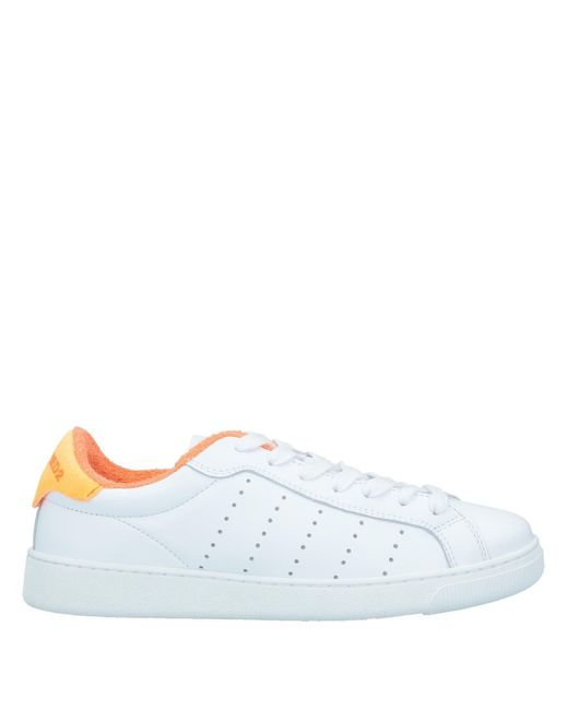 DSquared² Orange Low-tops & Sneakers