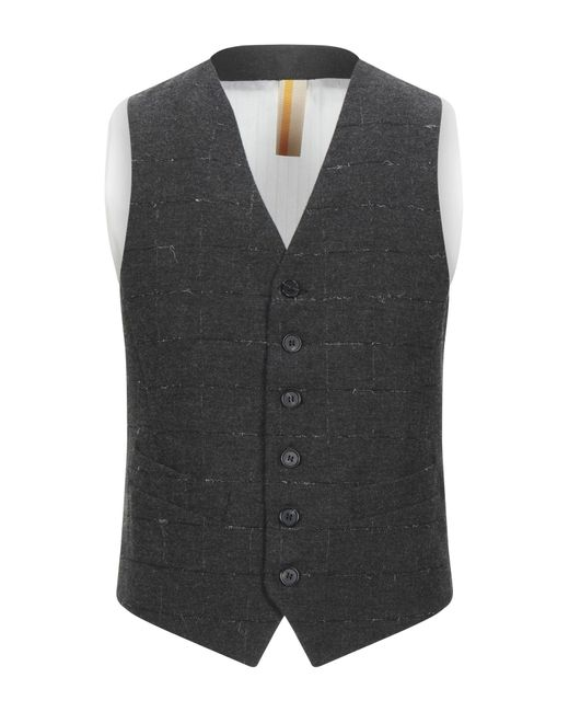 Gazzarrini Multicolor Waistcoat for men
