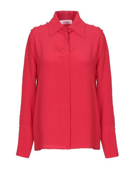 Jucca Red Hemd