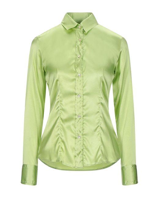 Xacus Green Shirt