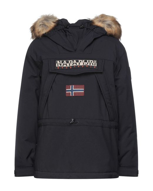 Napapijri Black Jacket