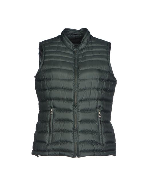 Peuterey Green Down Jacket