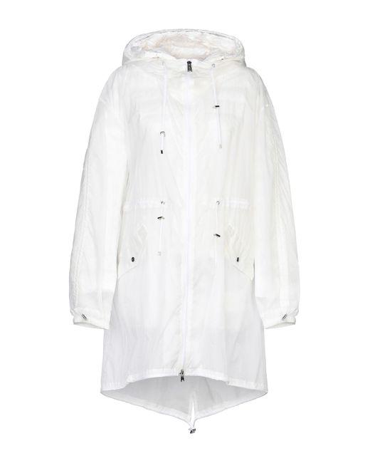 Add White Down Jacket