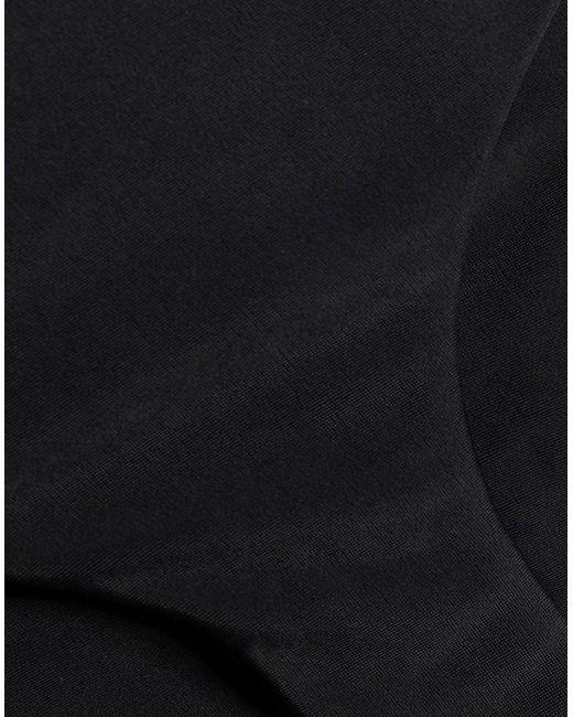 Slip de bain Mikoh Swimwear en coloris Black